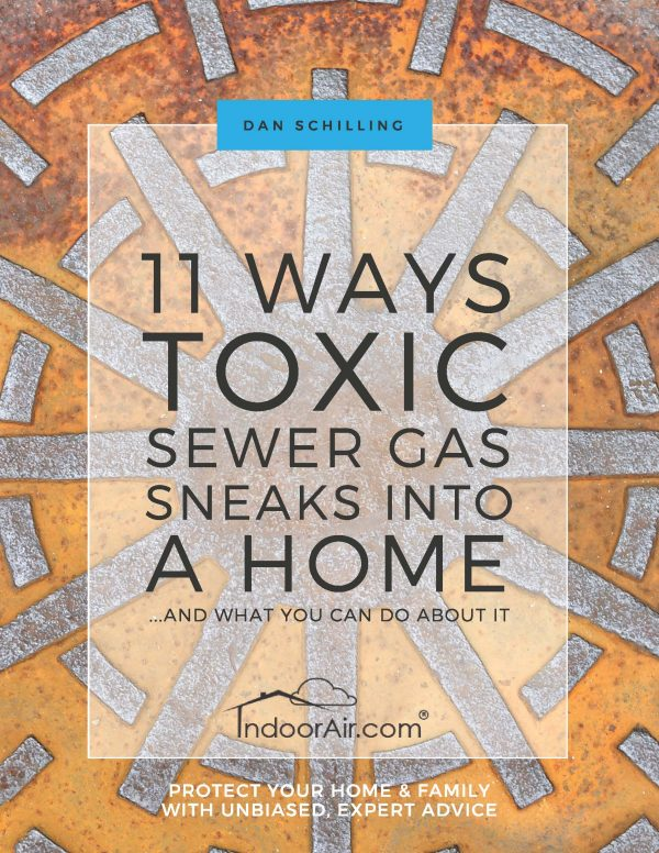 Book teaching about Sewer Gas Poisoning